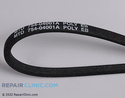 Belt: V-Belt 954-04001A Main Product View