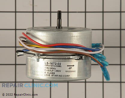 Fan Motor AC-4550-180     Main Product View