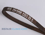 Belt: V-Belt - Part # 1606465 Mfg Part # 954-0468