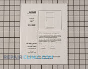 Parts Catalog - Part # 1467479 Mfg Part # 5995512513