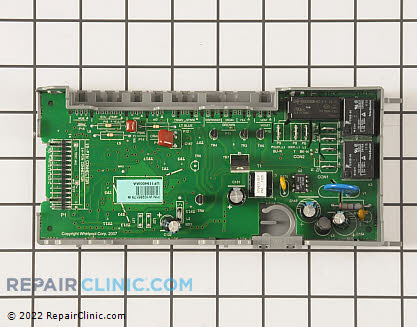 Main Control Board W10285179 Main Product View
