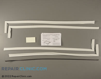 Refrigerator or Freezer Door Gasket WR24X422 Main Product View