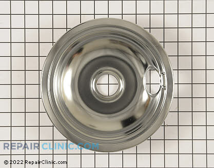 8 Inch Burner Drip Bowl 1841N030        Main Product View