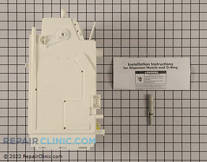 Detergent Dispenser 280198 Main Product View