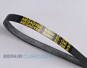 Drive Belt - Part # 1065578 Mfg Part # 8182450