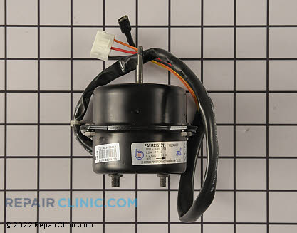 Fan Motor EAU32357511     Main Product View