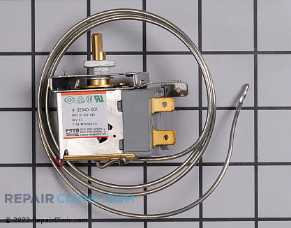 Temperature Control Thermostat 4-35940-001 Main Product View