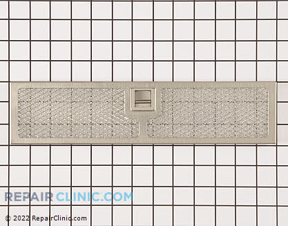 Grease Filter W10396091 Main Product View
