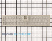 Grease Filter - Part # 1938523 Mfg Part # W10396091