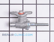 Surface Burner Valve - Part # 1473815 Mfg Part # WB21K10117