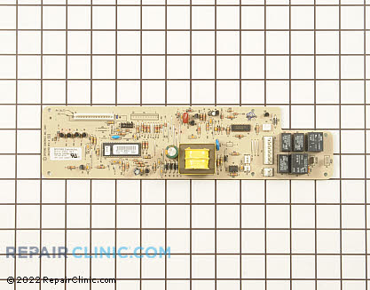 Main Control Board 154663004       Main Product View