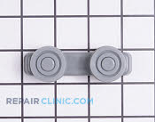 Dishrack Roller - Part # 1482469 Mfg Part # W10221847