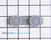 Dishrack Roller - Part # 1482469 Mfg Part # W10221847