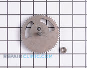 Gear - Part # 1987600 Mfg Part # 530069355