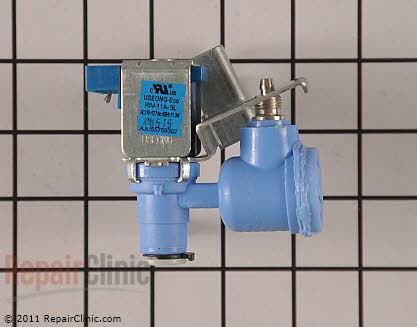 Water Inlet Valve AJU73532901 Main Product View