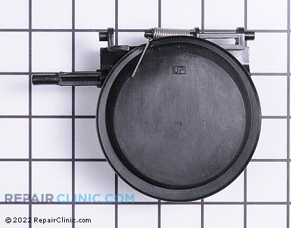 Duct Assembly WR17X11876      Main Product View