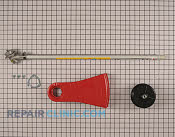String Trimmer Attachment - Part # 2001622 Mfg Part # KMG01A