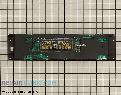 Oven Control Board W10406070       Main Product View