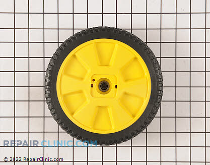 Wheel Assembly 72-115 Main Product View