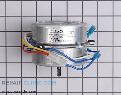 Blower Motor AC-4550-205     Main Product View