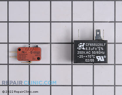 Capacitor AC-1400-89      Main Product View