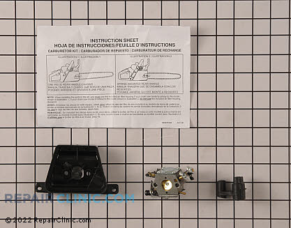 Carburetor 545081885 Main Product View