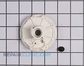 Recoil Starter Pulley - Part # 1976907 Mfg Part # 545034301