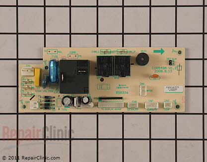 Control Board D2514-830       Main Product View