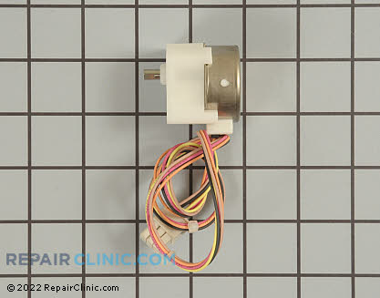 Dispenser Door Motor W10184813 Main Product View