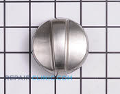 Control Knob - Part # 2020896 Mfg Part # WB03K10317