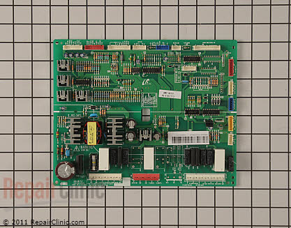Main Control Board DA41-00538A Main Product View
