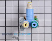 Water Inlet Valve - Part # 1546655 Mfg Part # W10179146