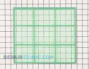 Filter Frame - Part # 2055142 Mfg Part # DB63-00064A