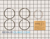 Piston Ring Set - Part # 1651509 Mfg Part # 391654
