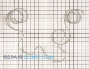 Gasket - Part # 910414 Mfg Part # WB06T10009