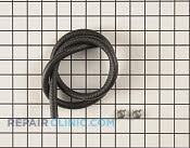 Fuel Line - Part # 1650179 Mfg Part # 841589