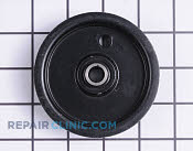 Heavy Duty Flat Idler Pulley - Part # 1604877 Mfg Part # 92-7104