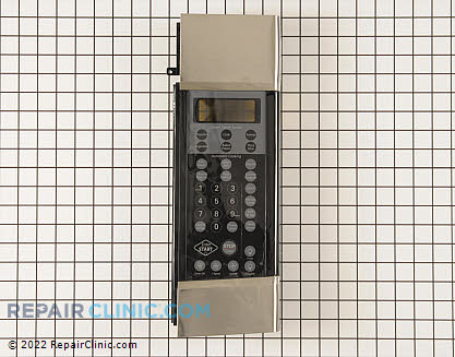 Control  Panel DE94-01647J Main Product View