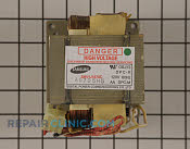 High Voltage Transformer - Part # 1925077 Mfg Part # DE26-00126A