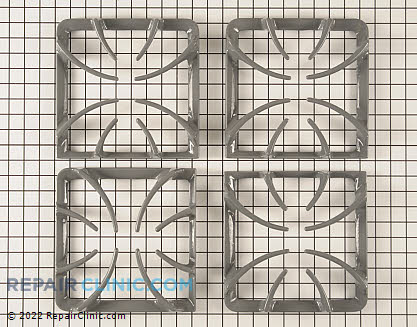 Burner Grate 318221612       Main Product View