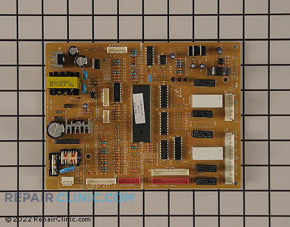 Main Control Board DA41-00396G Main Product View