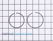 Piston Ring Set - Part # 1730426 Mfg Part # 310278