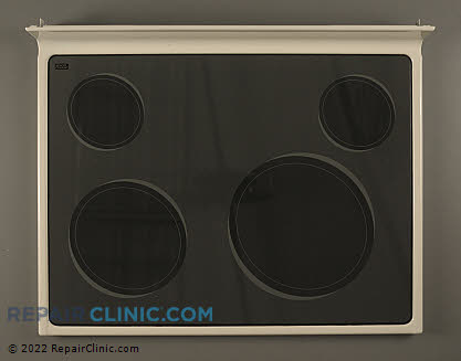 Glass Cooktop 5706X501-88 Main Product View