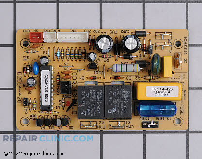 Main Control Board AC-5210-149     Main Product View