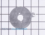 Burner Gasket - Part # 874226 Mfg Part # WB04K10007