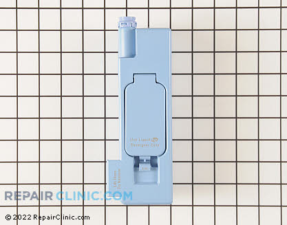 Detergent Dispenser W10250743A Main Product View