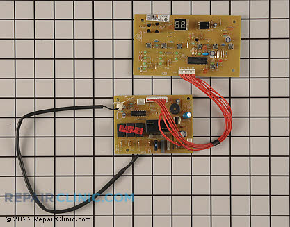 Temperature Control Board AC-5210-61 Main Product View