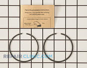 Piston Ring Set - Part # 1782608 Mfg Part # 801280