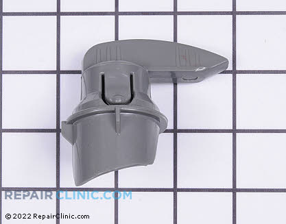 Height Adjustment Knob 71448-355N Main Product View