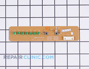 User Control and Display Board - Part # 1360297 Mfg Part # 6871JB2044A